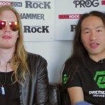 "DragonForce DLフェスBABYMETALとの共演について語る!METAL HAMMERセレモニーで""ROR""演奏か?動画"