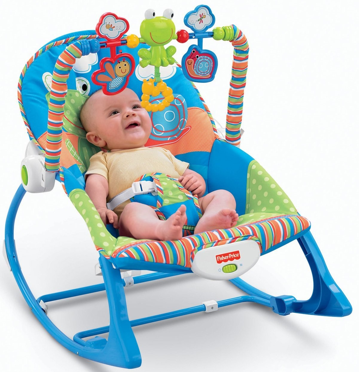 Infant Rocker Carrier Fisher Price Infant To Toddler Rocker Blue