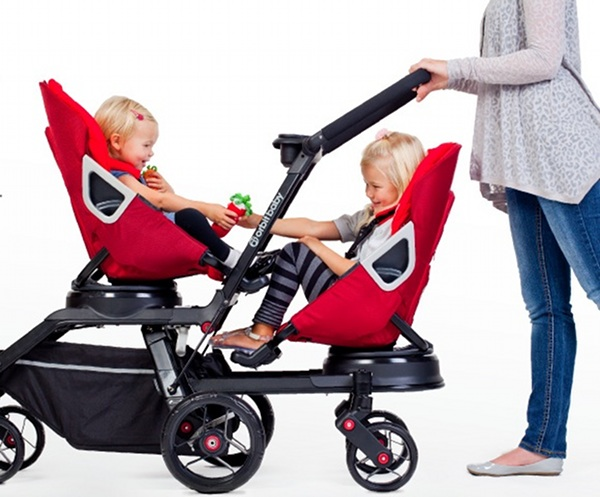 Double Stroller Mountain Buggy Double Prams We Love Six Of The Best Pram Rides Built