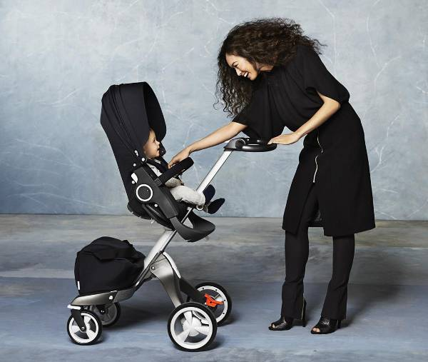 Buggy Style Stroller Babyology Exclusive Stokke Reveals New Season Pram Colours