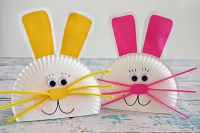 Hop into some fun craft activities with the kids this Easter!