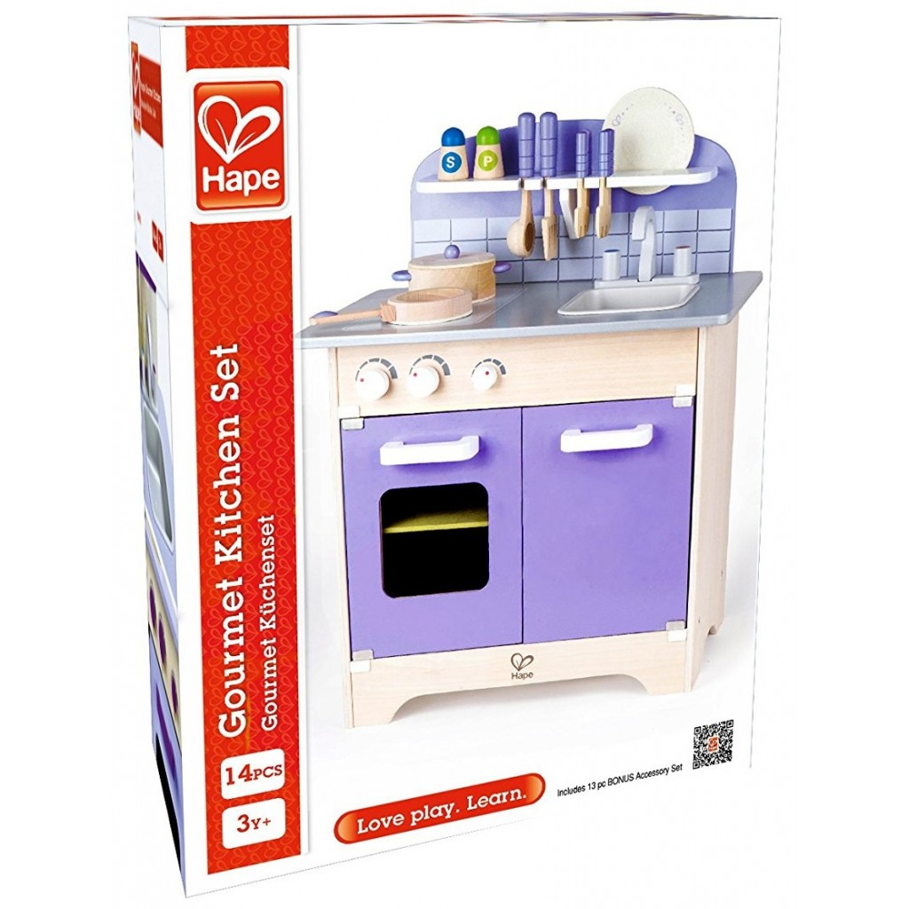 Hape E3103 - Starterset Gourmet-küche Hape Gourmet Kitchen Set Kitchen Appliances Tips And Review