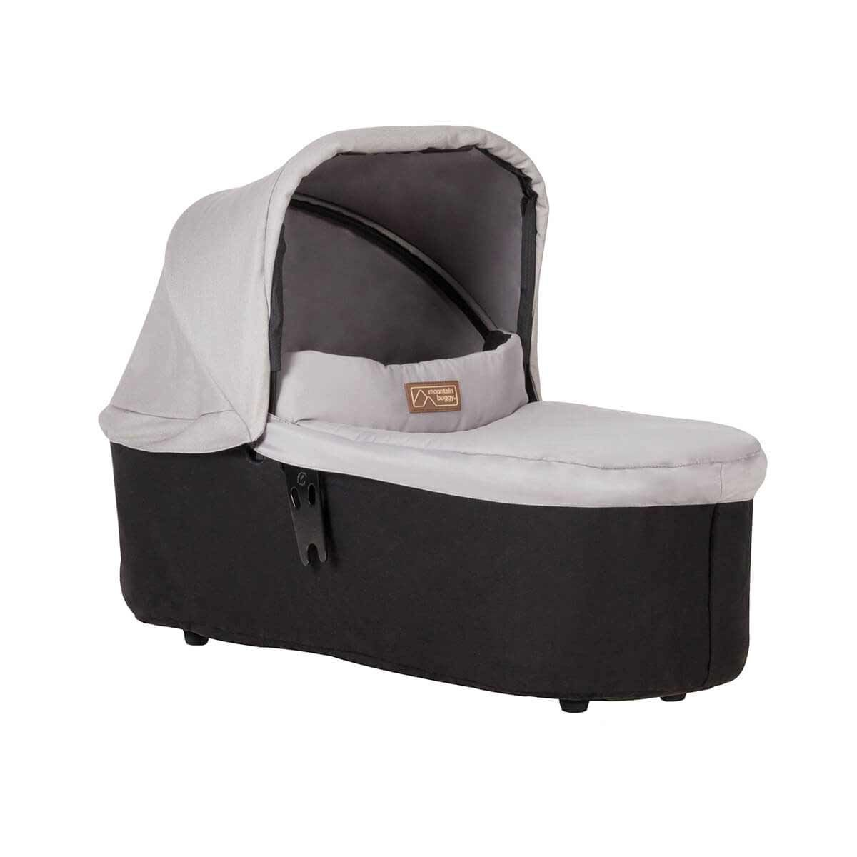 Doppel Kinderwagen Urban Jungle Mountain Buggy Duet V3 In Silver