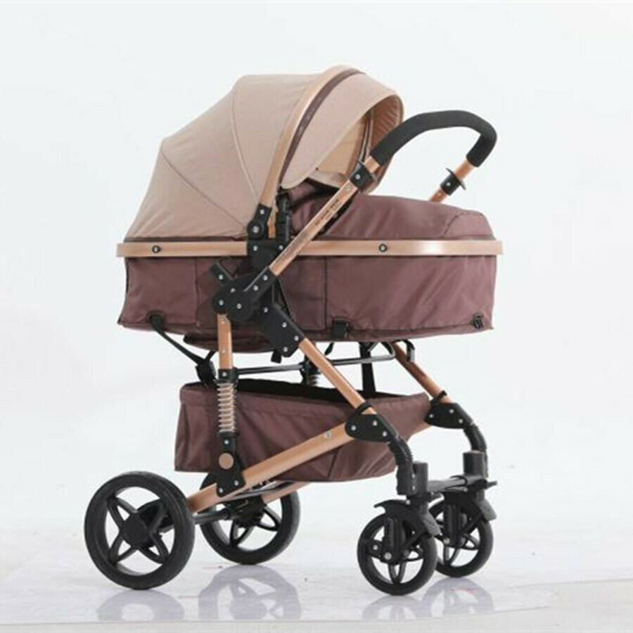 Newborn Umbrella Stroller Newborn Baby Pram 2 Way Stroller