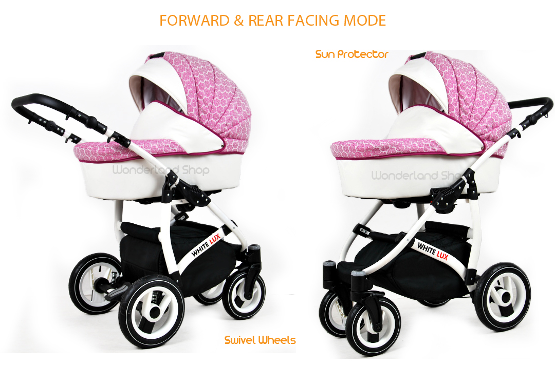 Baby Pram Stroller Pushchair + Car Seat Carrycot Buggy Travel System Details About Baby Pram Stroller Pushchair Car Seat Carrycot Travel System Buggy Isofix Base