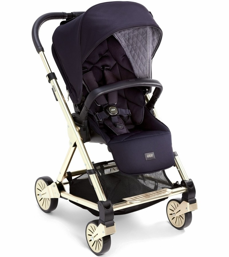 Urbo Stroller Reviews Mamas Papas Urbo 2 Stroller Twilight Gold Edition Free