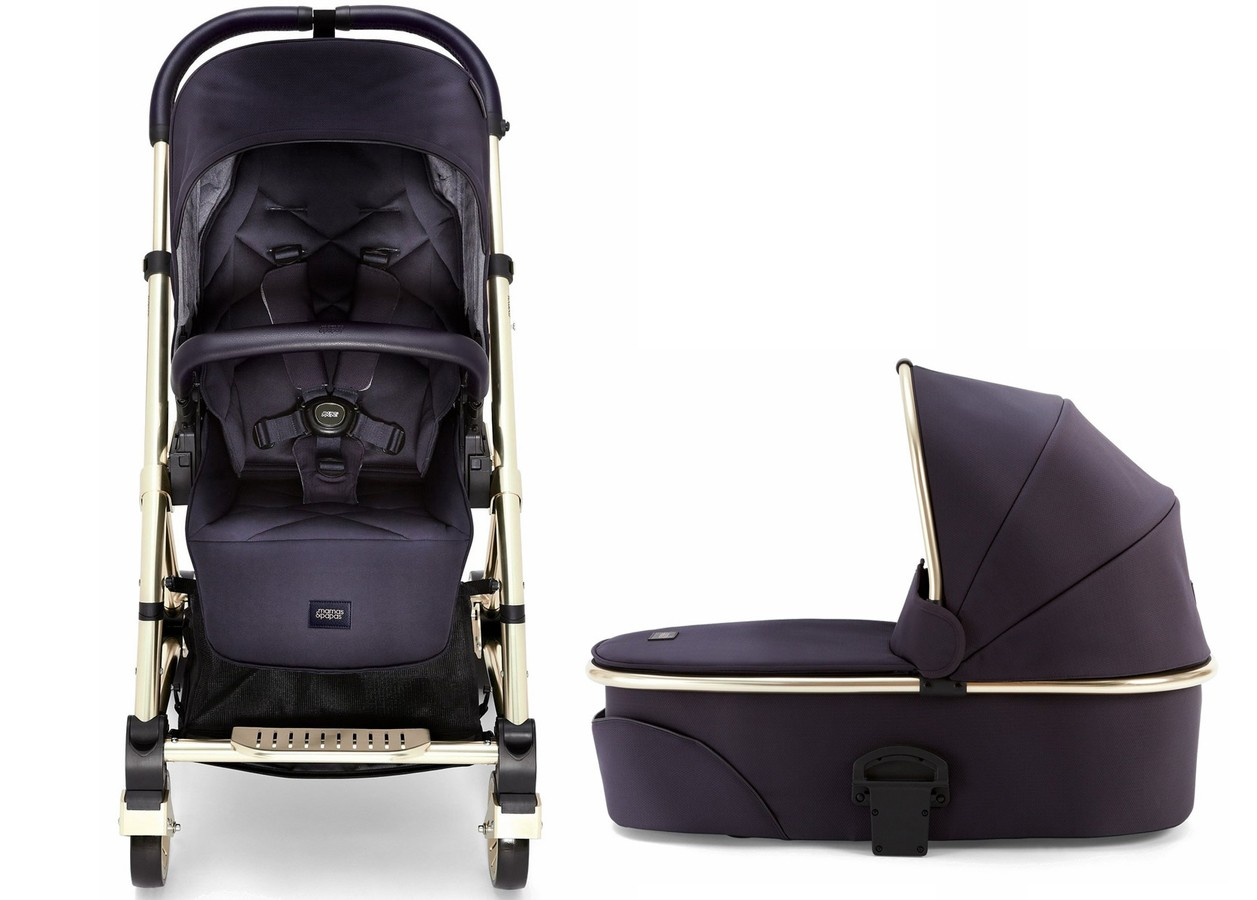 Urbo Stroller Reviews Mamas Papas Urbo 2 Twilight Gold Edition Complete