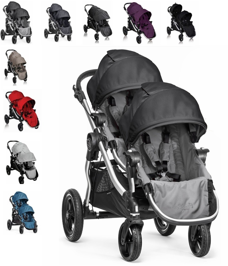 Baby Jogger City Select Baby Jogger City Select Double Stroller