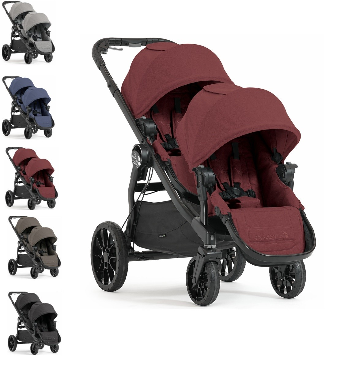 Baby Jogger City Select Baby Jogger City Select Lux Double Stroller