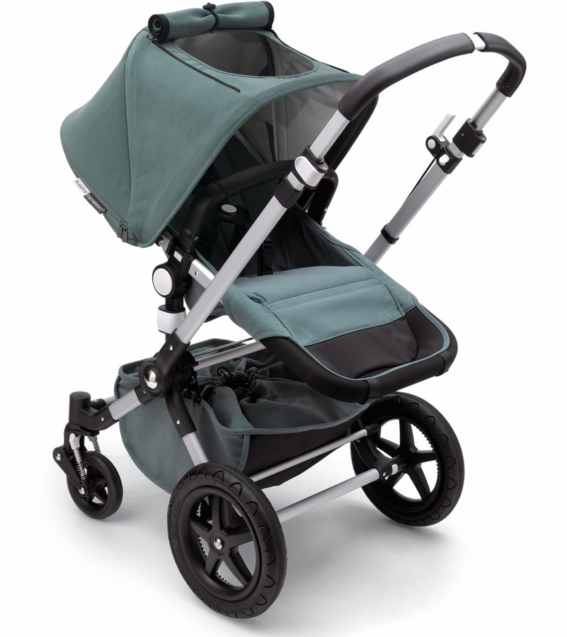 Pram And Pushchair Manufacturers Bugaboo Cameleon 3 Stroller Limited Edition Kite Free