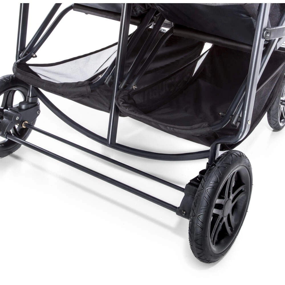 Double Buggies On Finance Hauck Rapid 3r Duo Double Pushchair Double Buggy Twin