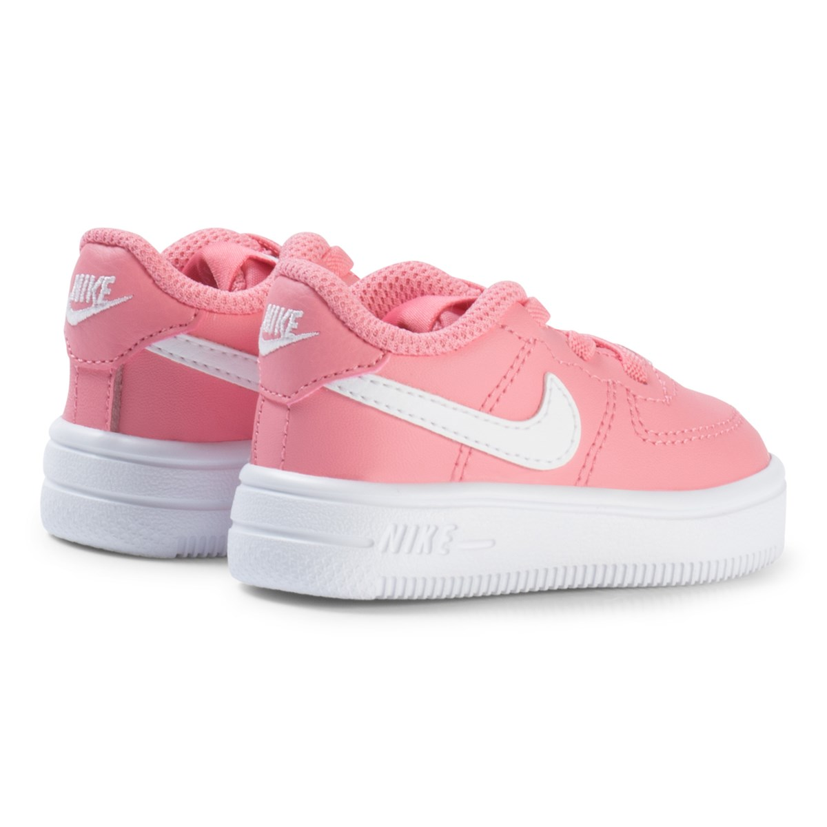 Newborn Car Seat Accessories Nike Air Force 1 Infant Sneakers Pink Babyshop