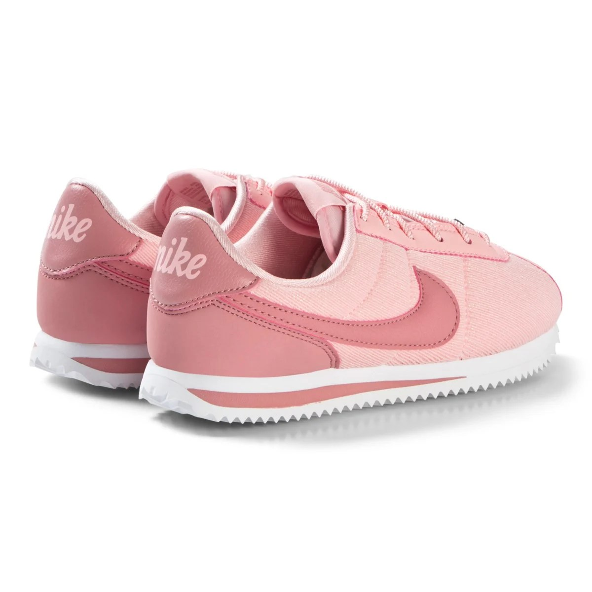 Newborn Car Seat Accessories Nike Pink Nike Cortez Basic Text Se Shoe Babyshop