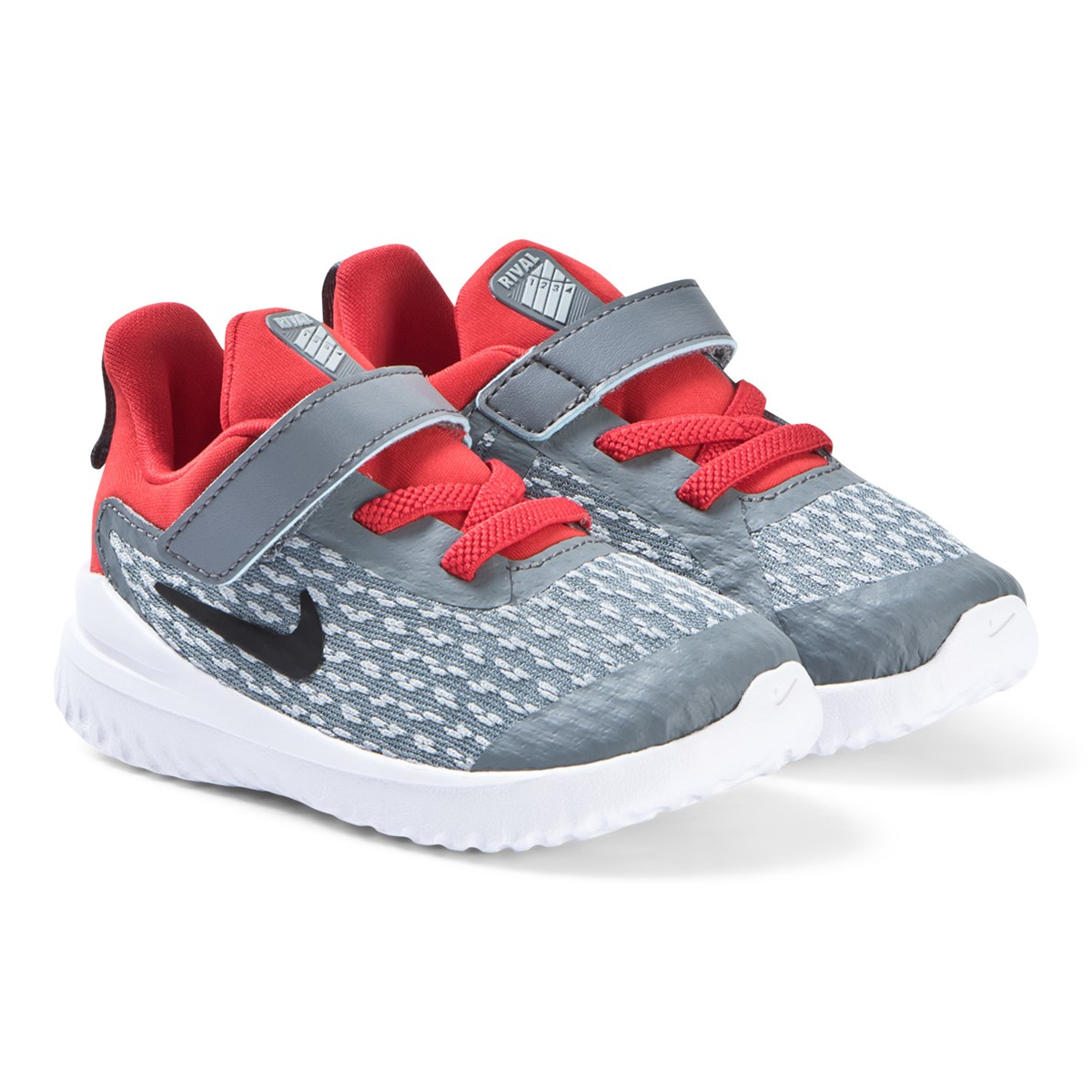 Infant Sneakers Nike Cool Grey Rival Infant Sneakers Babyshop