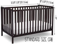 Best cribs for Short Moms: 5 cribs for Petite Moms & Reviews