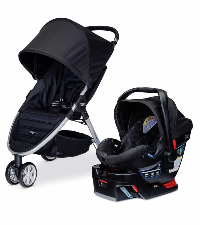 Britax 2017 B-agile Lightweight Britax 2014 B Agile And B Safe Travel System Review