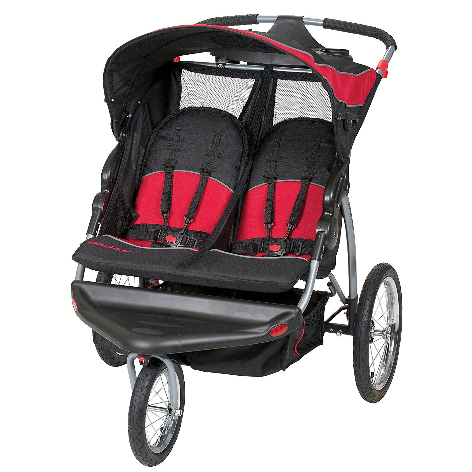 Double Stroller Jogger Reviews Best Double Jogging Stroller Reviews For Infant And Toddler