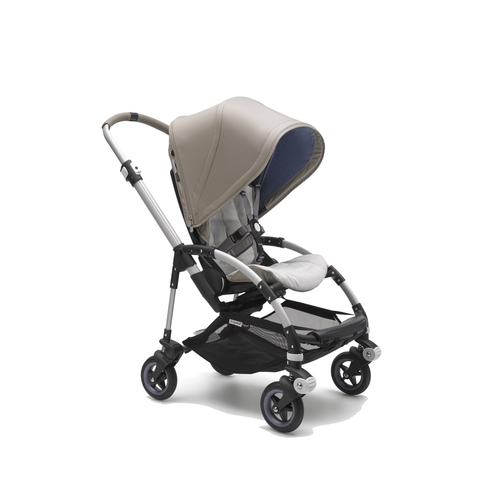 Silver Cross Pushchair Seat Unit Bugaboo Bee5 Complete Pushchair And Canopy Grey Melange