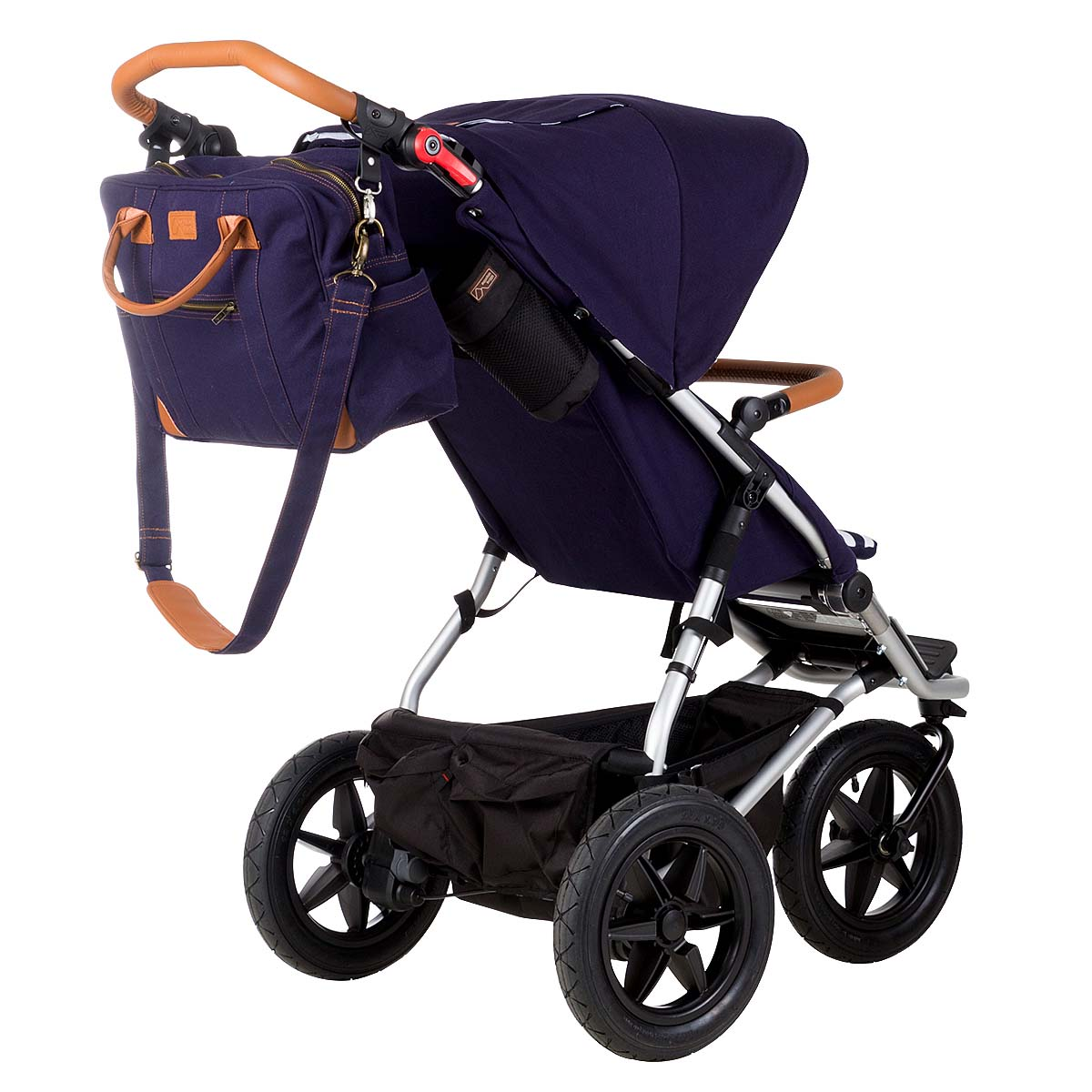 Mountain Buggy Car Seat Installation Mountain Buggy Urban Jungle Nautical With Matching Changing Bag Babytots