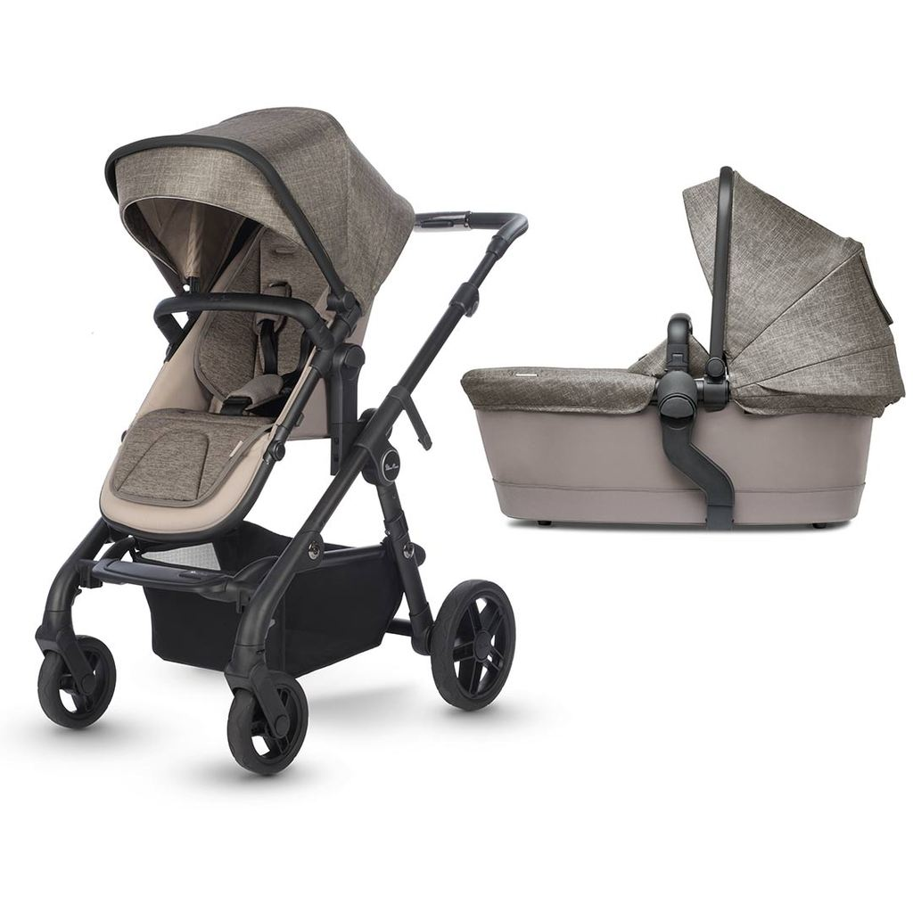Silver Cross Camden Pushchair Silver Cross Coast Tundra Pushchair And Carrycot 649
