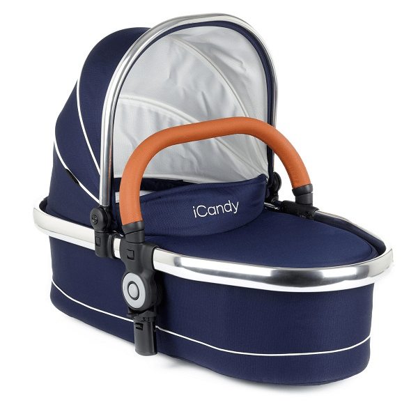 Pram Capsule Adaptor Icandy New Peach Twin Carrycot Royal