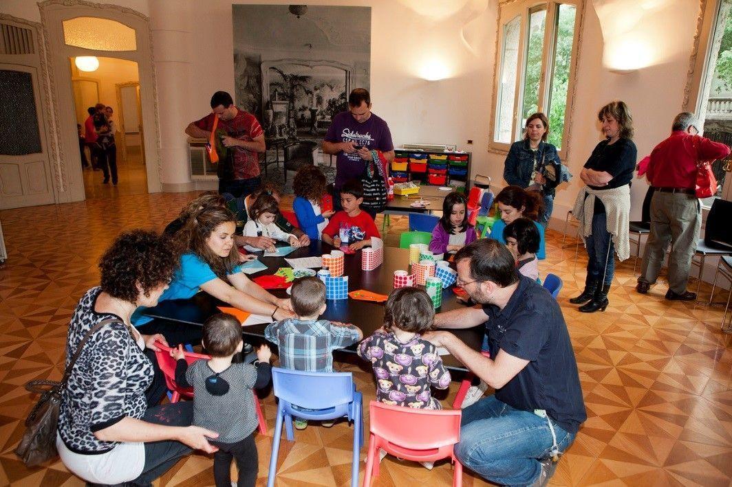 Talleres para niños en La Pedrera Barcelona