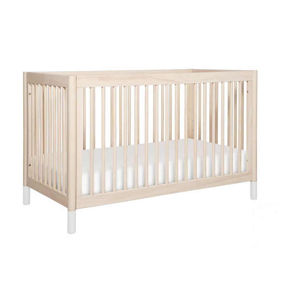 Natural Timber Cot Babyletto Gelato Cot Baby Village