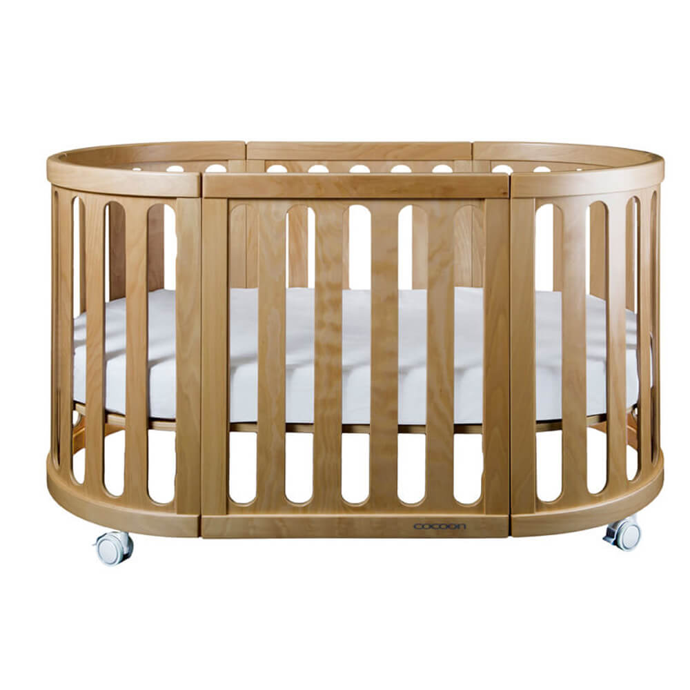 Baby Cradle Dimensions Cocoon Nest 4 In 1 Cot Baby Village