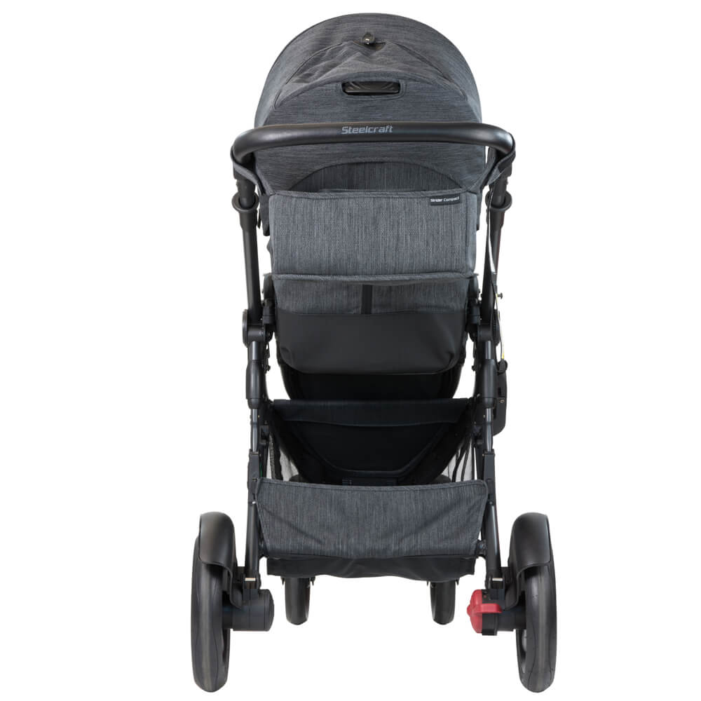 Steelcraft Infant Carrier Dimensions Steelcraft Strider Compact Deluxe Stroller Baby Village