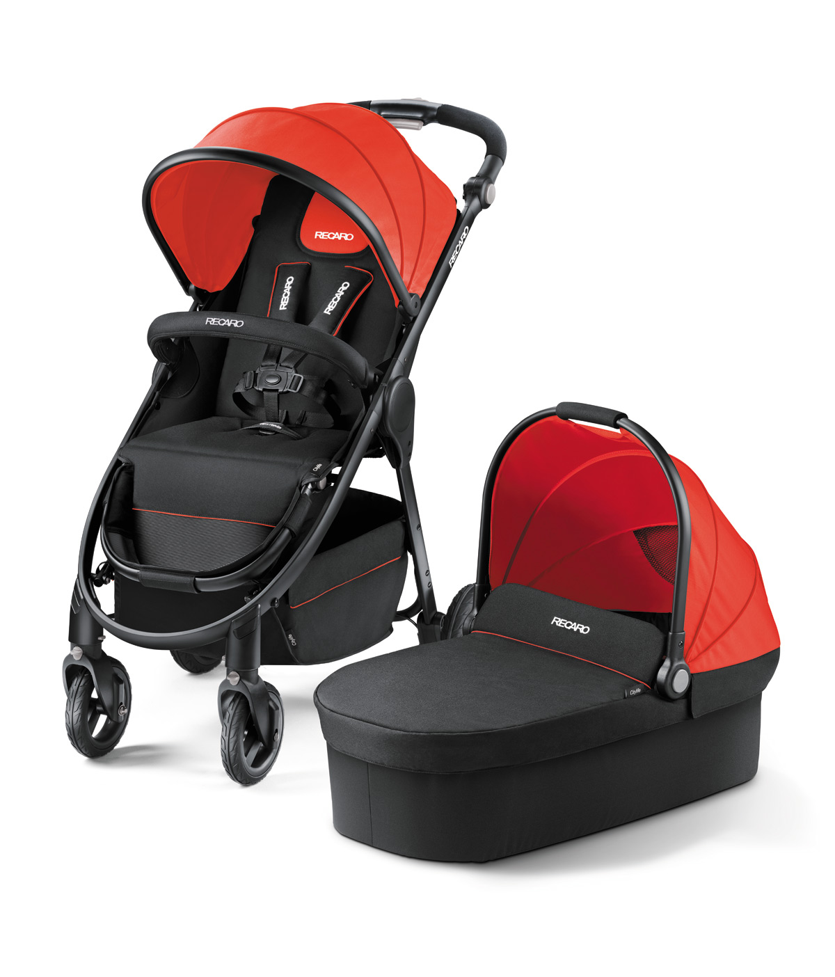 Kinderwagen Rad Aufpumpen Babywaren24 Recaro 2 In 1 Kinderwagen Citylife Purchase