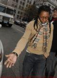 Lil Wayne Palm Tattoo