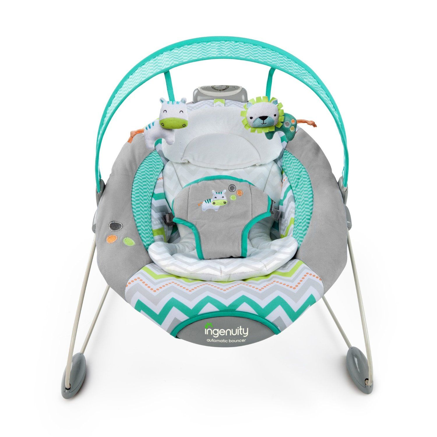 Ingenuity 10209 Smartbounce Babywippe Babywippe Test