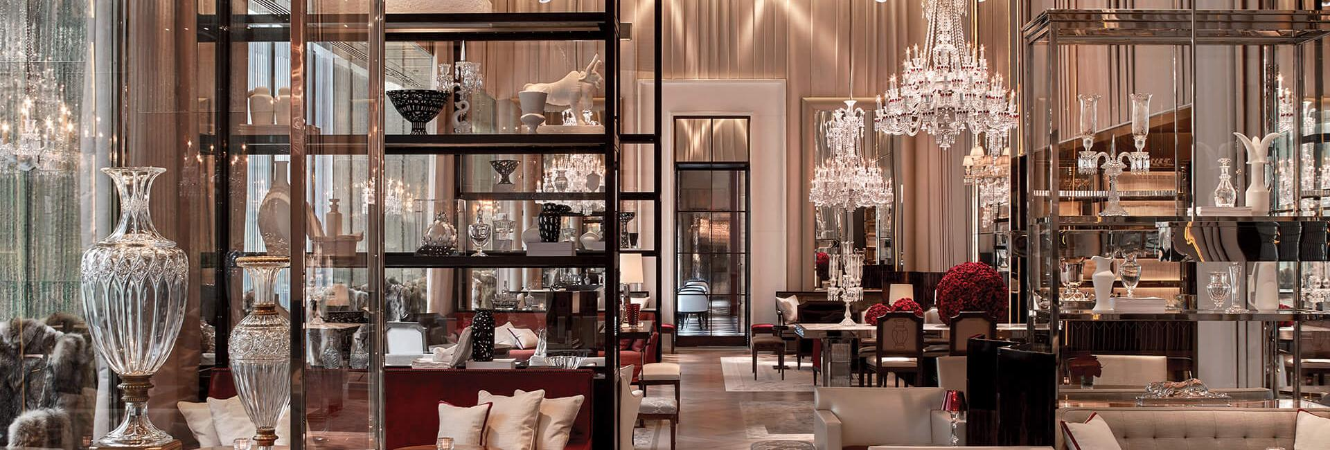 Grand Salon Luxury Hotel In Manhattan Nyc Baccarat Hotel
