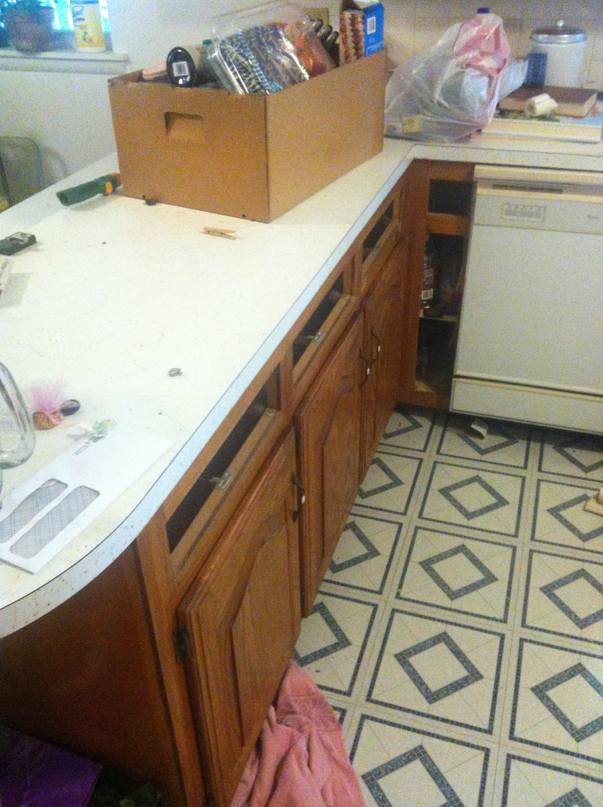 Cleaning Formica Countertops New Countertops Bachelorette Pad Flip