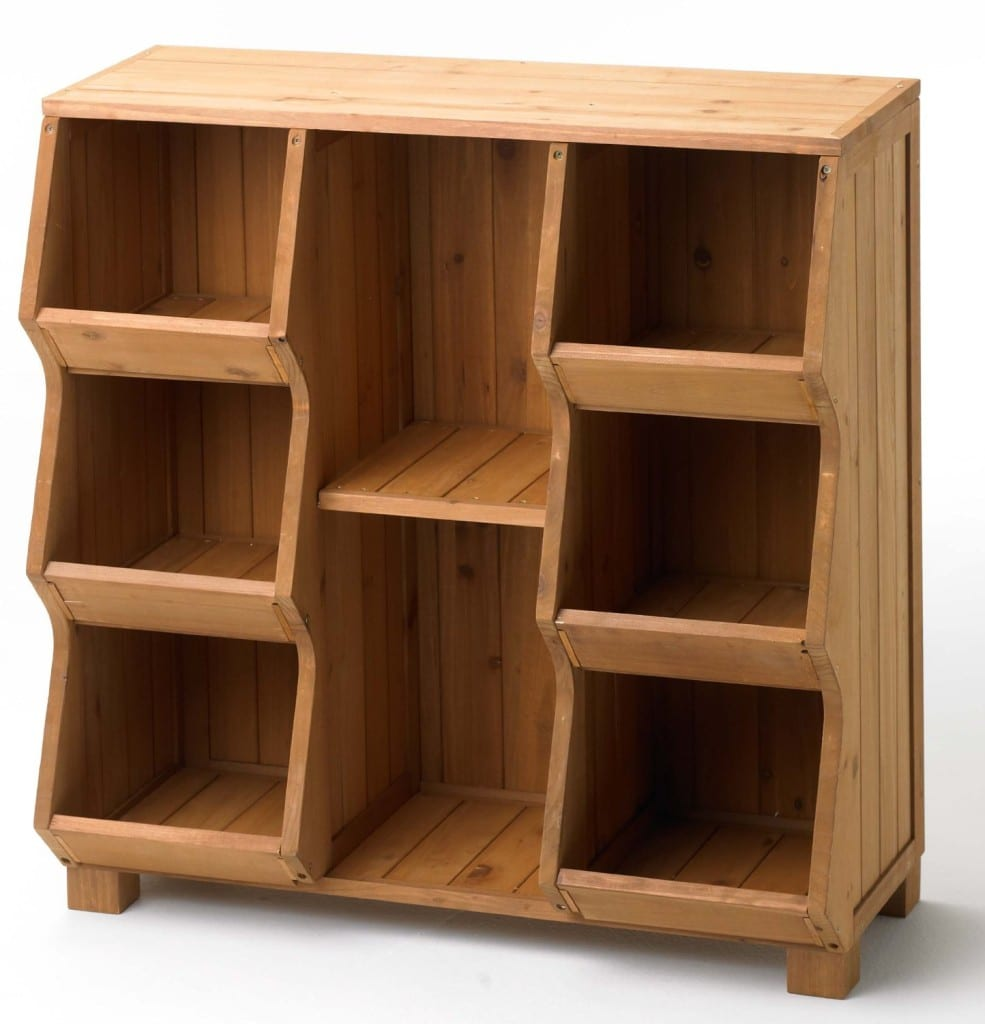 Wall Or Floor Cubby Storage Unit Bachelor On A Budget