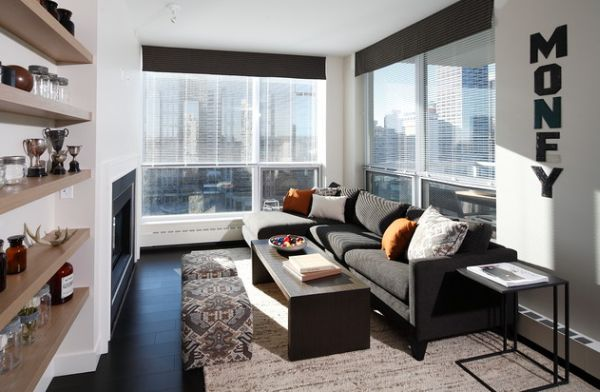 Bachelor Pad Living Room Essentials and Ideas
