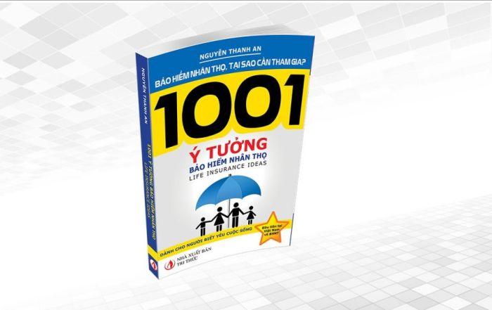 Giới thiệu cuốn sách – 1001 ý tưởng bảo hiểm nhân thọ