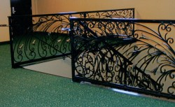 Small Of Wrought Iron Railing