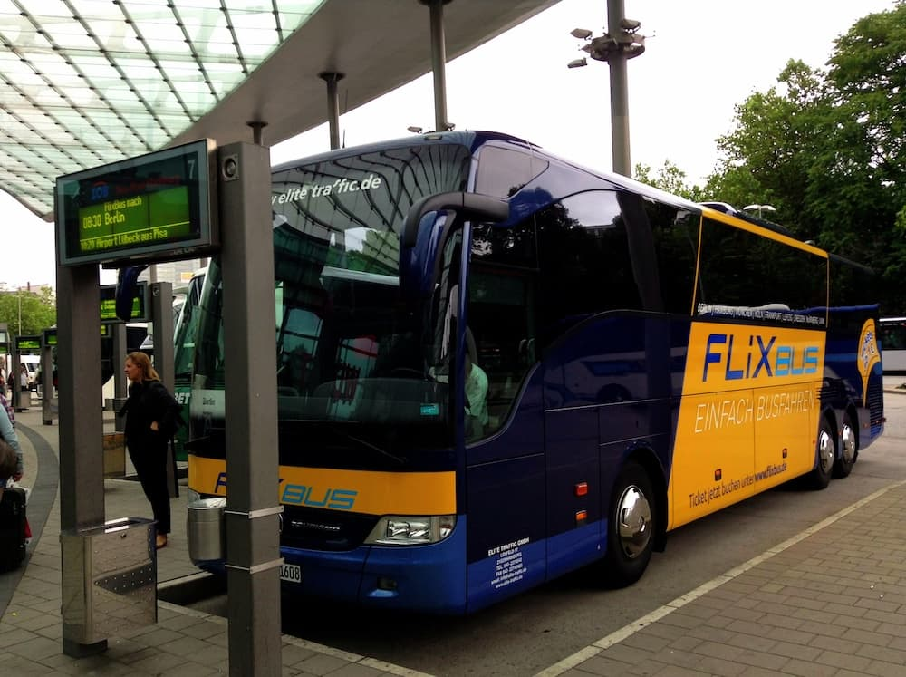 Bus Berlin Braunschweig Flixbus Review Traveling Germany By Bus