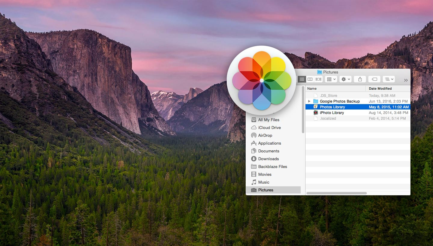 Photos Quick Guide To How To Back Up Photos On Your Mac