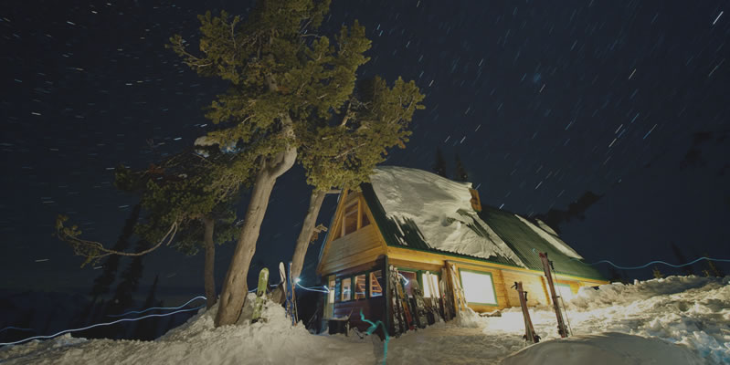 Summer Backcountry Lodges in BC
