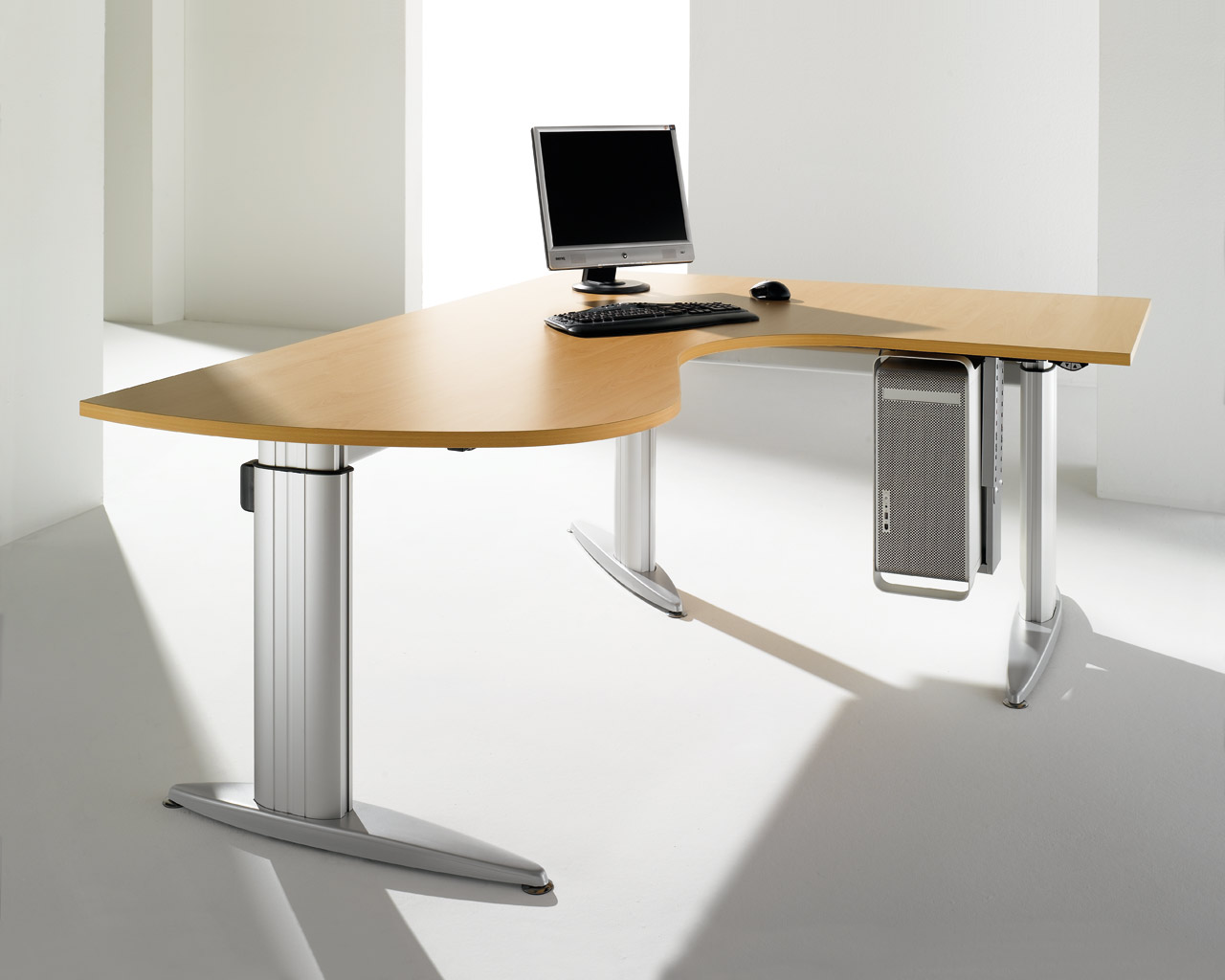 Eckschreibtisch Höhenverstellbar Bz Plankenhorn Office Furniture Manufacturer Specialist For