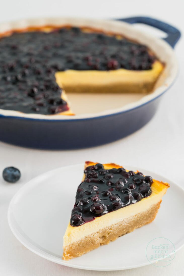 Küchenhäcksler Low Carb Cheesecake