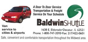Baldwin Shuttle 300