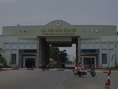 How to get from South Cambodia to Vietnam without a package deal.