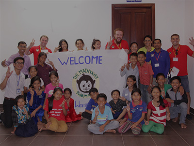 Hostelling for Social Change in Cambodia