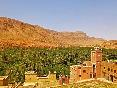 Why does everyone go to Morocco?