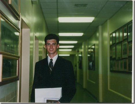 Shawn's High School Graduation