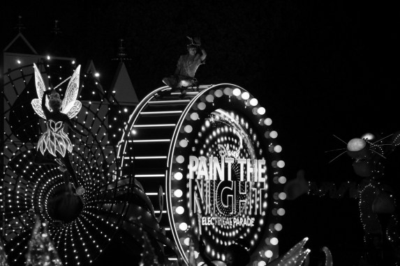 "Disneyland's ""Paint The Night"" Parade As You've Never Seen It Before!"