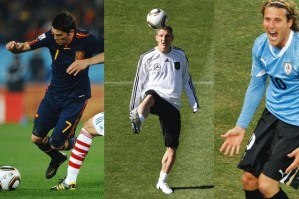 World Cup: Player of the Tournament